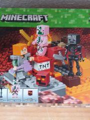Lego Minecraft 21139