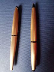 Kugelschreiber und Füller