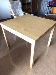 IKEA-Tisch ausziehbar zu verschenken