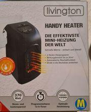 Mini Heizung Livington ideal für