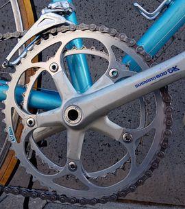 Mountain-Bikes, BMX-Räder, Rennräder - SCHAUFF AERO Shimano 600 ax