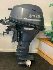 Gebraucht 15 PS Yamaha Außenbordmotor