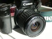 Canon EOS 100 analoge Spiegelreflexkamera