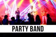 PARTYBAND Hochzeitsband Band Musiker Hochzeit