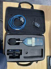 Norsonic nor140 Schallmessgerät