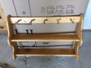 Hängeregal Regal aus Holz