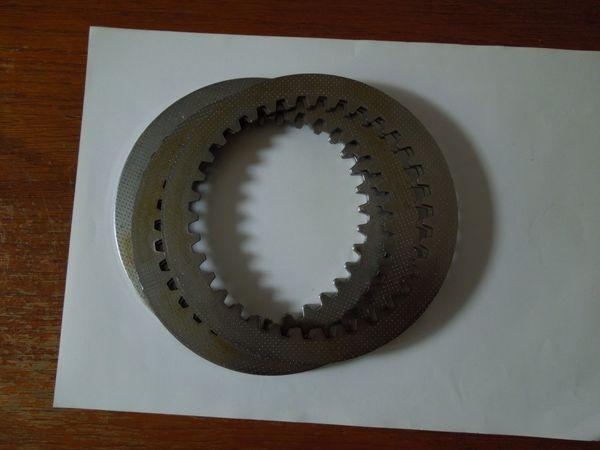 Kawasaki Z1 Kupplunsscheiben Stahl