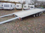 Wohnwagen Wohnmobiltransporter 3 5 T