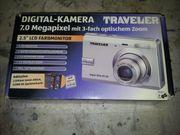 Digital-Kamera Traveler