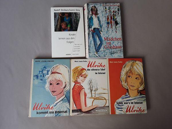 60er Jahre Kinderbücher 3 teilige