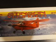 Modellflugzeug Rc Stinson Voager