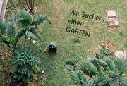 SUCHE Freizeitgrundstück Garten Schrebergarten Kleingarten