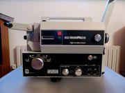 Super 8 Tonfilmprojektor EUMIG 820