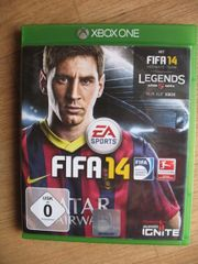Xbox ONE FIFA 14
