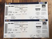Eintrittskarten Amigos Konzert