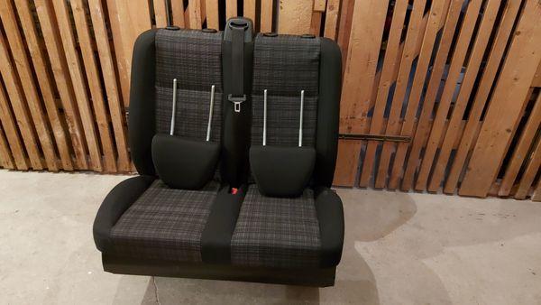 Mercedes Vito W447 MB Beifahrersitzbank