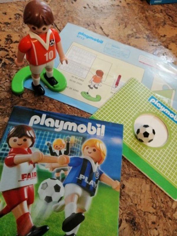Playmobil 4713 Fußballspieler