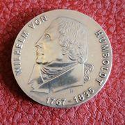 Silbermünze DDR 20 Mark