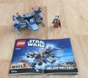 Lego Star Wars 75125 Resistance