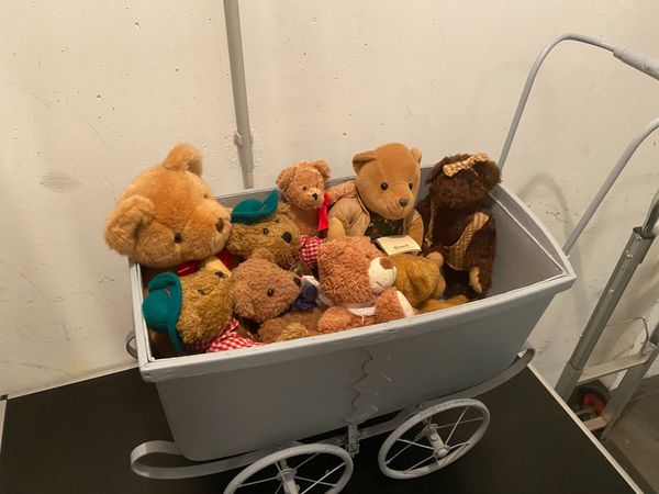 Puppenwagen Antik Top Zustand