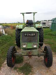 Verkaufe Traktor Fendt