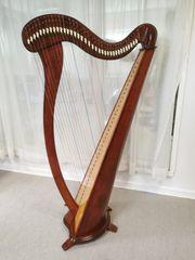 Harfe - Hakenharfe Nylon - Camac Melusine