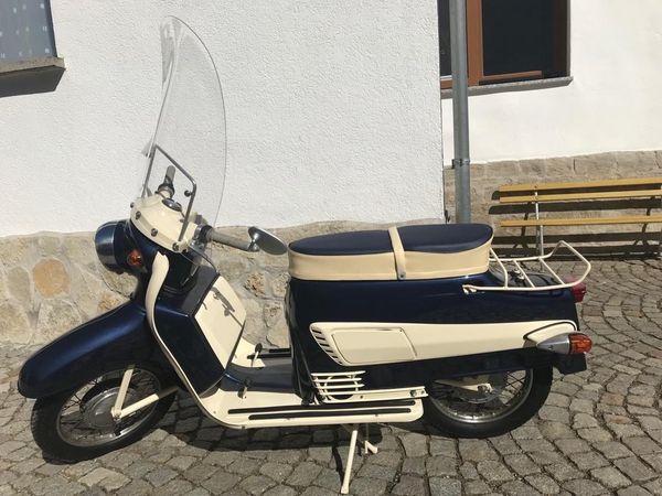 Motorroller Tatran 125