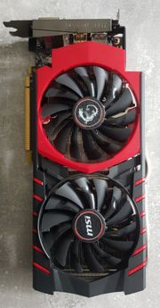 MSI NVIDIA GeForce 970GTX Gaming