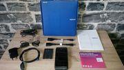 Nokia N8 mit Zubehör - 16GB - 12MP