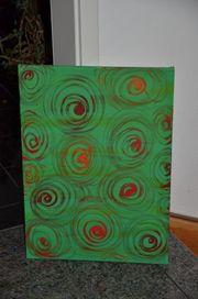 Gemälde Leinwand auf Keilrahmen kann