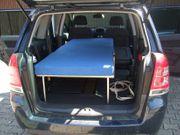 Bett für Opel Zafira Autobett