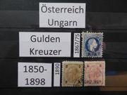 2 5 10 Kreuzer Österreich