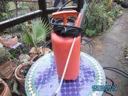 Gardena Drucksprühgerät 5 Liter wenig