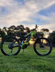 E-bike Haibike xduro allMtn 7