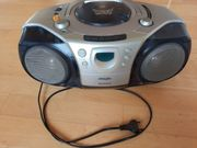Philips Dynamax CD Radio Cassette