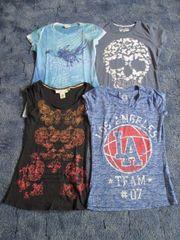 T-Shirt Gr XS 4 Stück