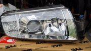 Xenon Scheinwerfer Skoda Fabia 6y