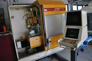 CNC 4 Achs Fräsmaschine Marke