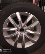 Komplett Räder Continental Conti 215