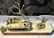 Dioram Panzerjäger Nashorn IV mit