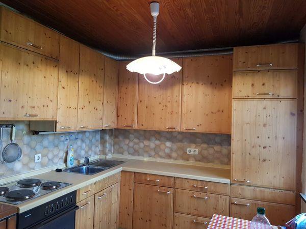 Küche ohne Einbaugeräte in Hallerndorf - Küchenzeilen ...