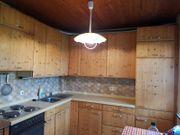 Küche ohne Einbaugeräte