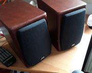 JVC Anlage Fernbed separate Lautsprecher