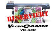 Roland VersaCAMM VS-640 Print Cut