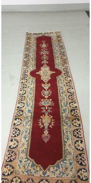 Perserteppich Kirman Royal Rot Antik