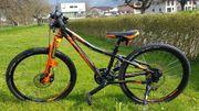 KTM Mountainbike Wildspeed 24