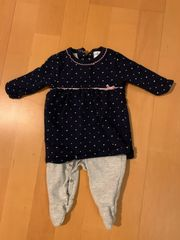 Strampler Kleid-Kombination von Topomini Größe
