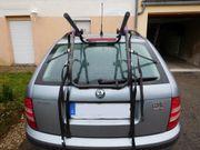 Fahrradträger Heckklappe universal verstellbar klappbar