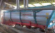 Mengele Ladewagen LW 370 Super