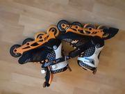 K2 In-line skates und Schoner